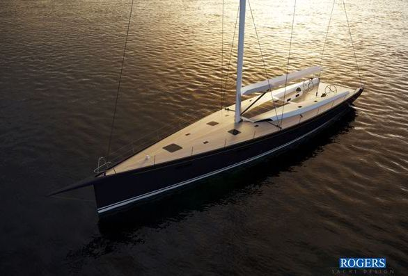 Sailing Yacht Aegir II